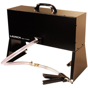 Analizador de gases y opacímetro